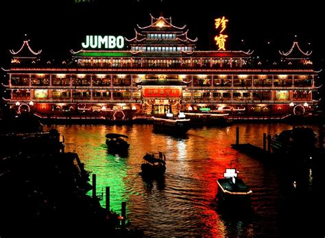Hk Jumbo in hong kong jumbo floating restuarant