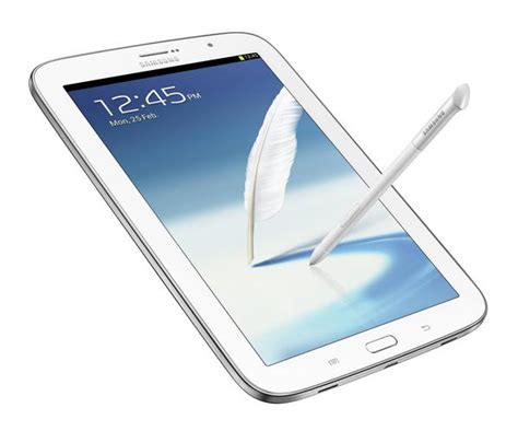 android note samsung galaxy note 8 0 android tablet announced gadgetsin
