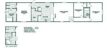 3 Bedroom 2 Bath Double Wide Floor Plans Floorplans Photos Oak Creek Manufactured Homes