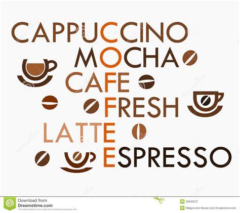design dream up crossword coffee crossword stock photography image 33940272