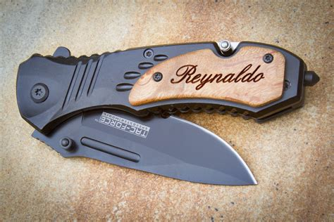 personalized knives custom engraved knife tac folding knife personalized
