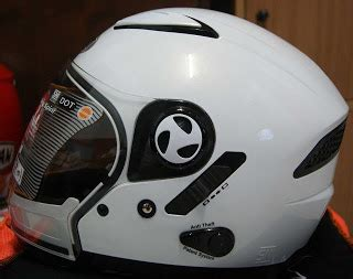 Helm Model Balap Toko Spare Part Helm Ink Mf 1