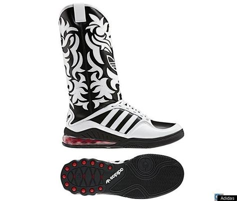 Sneakers Boot Adidas adidas releases cowboyboot sneaker hybrid shoe photos