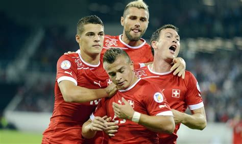 shaqiri adler 2 0 gegen albanien die schweiz gewinnt auch das zweite wm