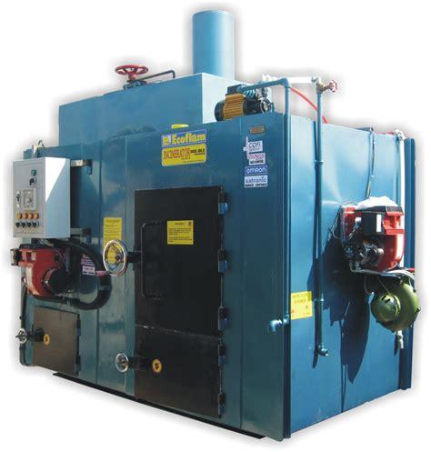 Mesin Incinerator incinerator mesin pembakar limbah di kapal