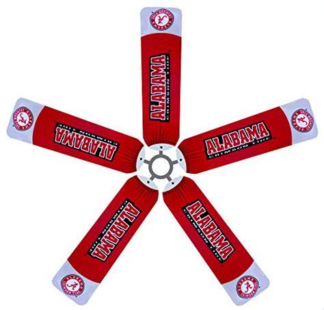 alabama ceiling fan blades alabama crimson tide ceiling fans price compare