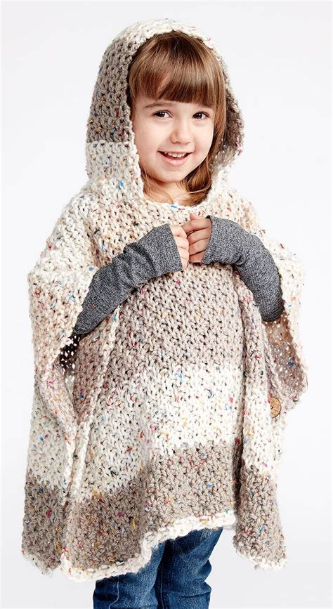 knitting pattern database 25 unique children s poncho ideas on pinterest kids