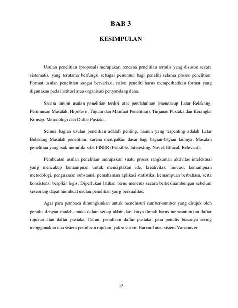 penulisan daftar pustaka farmakologi dan terapi edisi 5 penulisan proposal tinjauan pustaka