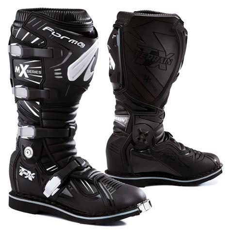 Sepatu Cross Forma Terrain Mx bottes motocross forma terrain tx noir fx motors