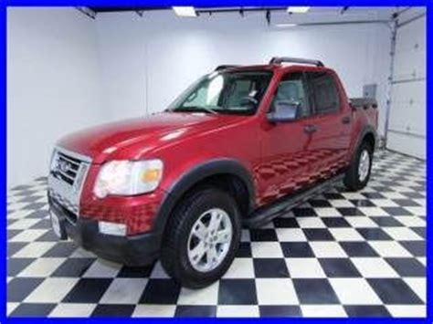 auto air conditioning service 2006 ford explorer sport trac interior lighting find used 2007 ford explorer sport trac 2wd 4dr v6 xlt air conditioning cruise control in tulsa