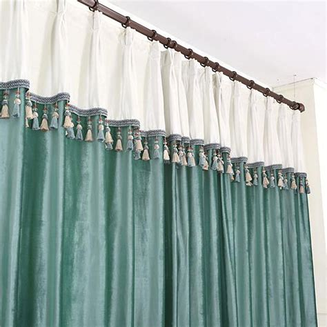 thermal velvet curtains green patterned print velvet custom thermal contemporary