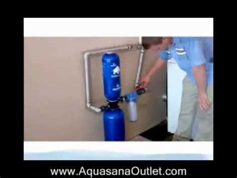 how to install whole house water filter whole house water filters doovi