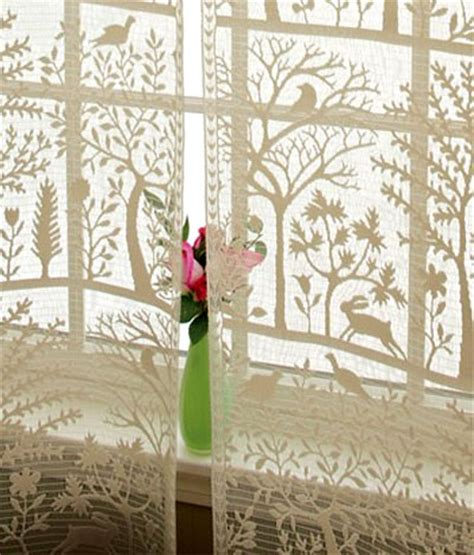 tree of life curtains rabbit hollow lace curtains from heritage lace