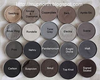 Mac Pallete 96 Warna Mac Eyeshadow Pallete 96 Colour 18 best ideas about black grey m a c eyeshadow palette on taupe jets and