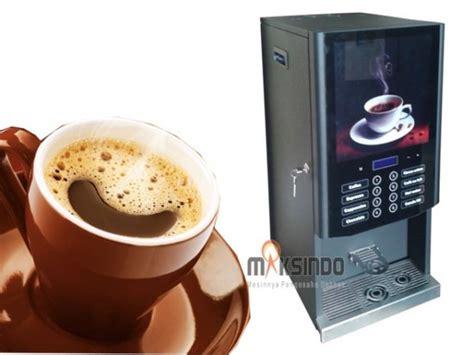 Mesin Peracik Kopi mesin kopi vending 8 jenis minuman toko mesin maksindo