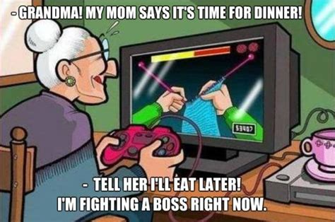 Funny Fight Memes - boss fights