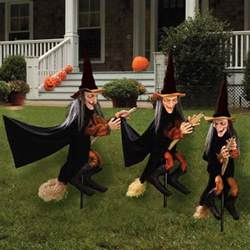 Gallery for gt outdoor halloween decorating ideas