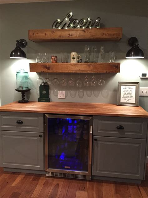 wet bar cabinets ikea rustic bar with ikea cabinets and beverage center home