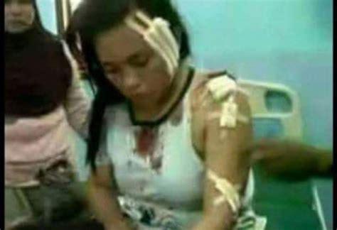 Mencintai Suami Jangan Setengah Hati i bojone uwong mencintai suami orang seorang j4nd4 di bojonegoro mengalami luka sayatan