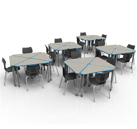 table wing flavors smith system classroom set wing desk 20 flavors chairs