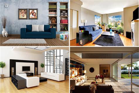 design interior ruang tamu sekaligus ruang keluarga interior ruang tamu dan ruang tv gambar desain interior