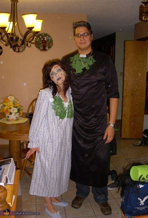 homemade exorcist costume halloween web 87 best images about costumes on pinterest