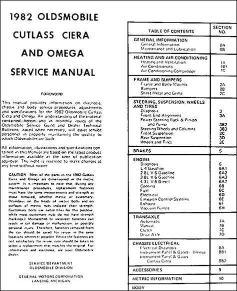 online car repair manuals free 1996 oldsmobile ciera electronic valve timing service manual online repair manual for a 1995 oldsmobile ciera 1995 olds cutlass ciera