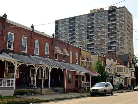 Philadelphia Appartments by Changing Skyline Pha Homeowners In Stalemate Plans