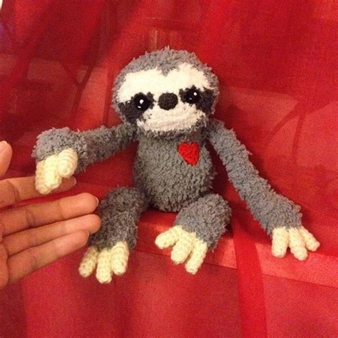 knitted sloth 386 best h 228 keltiere images on amigurumi