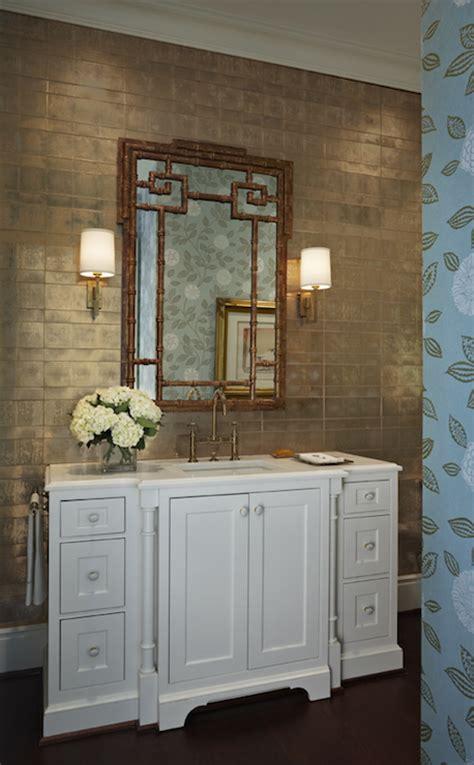 gold wallpaper in bathroom metallic wallpaper for bathroom 2017 grasscloth wallpaper