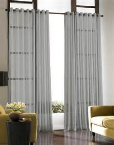 Grommet Sheer Curtains Soho Voile Lightweight Sheer Grommet Curtain Panel Curtainworks