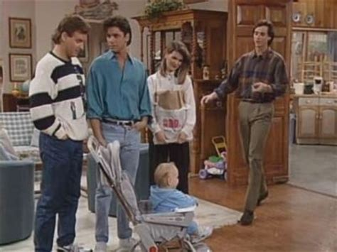 full house season 3 full house three men and another baby season 3 episode 22 fanaru