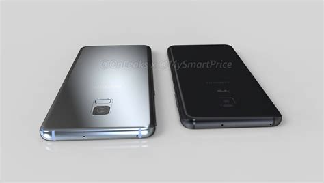 Samsung A5 Plus 2018 flink aantal renders samsung galaxy a5 2018 en galaxy a7 2018 gelekt want