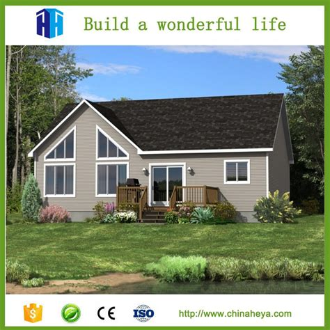 building a modular home china modular house prefabricated home finished building