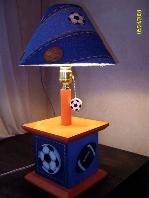 Kids Basketball Bedroom by Sports Table Lamps For Kids Room Kids Lamps By Under Ten