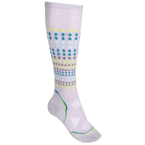 smartwool light the calf sock smartwool phd run ultralight knee high socks for