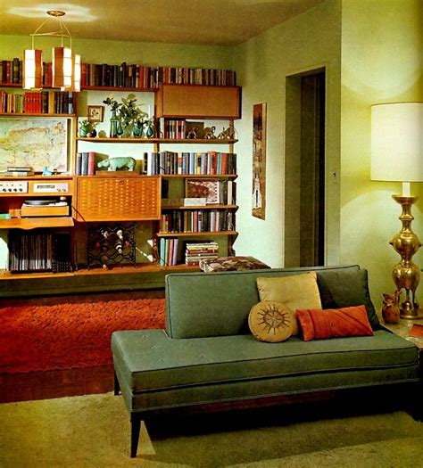 decorating a mid century modern home mid century modern casual cottage