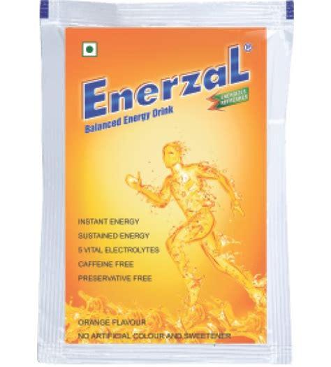 enerzal energy drink orange fdc
