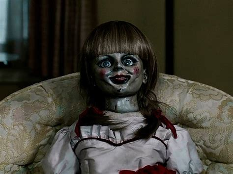 annabelle doll horror 5 scariest dolls from horror