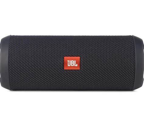 Jbl Flip Black Speaker buy jbl flip 3 portable bluetooth wireless speaker black