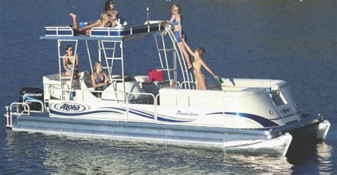aloha pontoon boat seats research aloha pontoon boats ps 250 sundeck pontoon boat