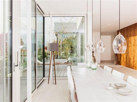 esszimmer frankfurt modernes penthouse mit dachterrasse und sommerk 252 che