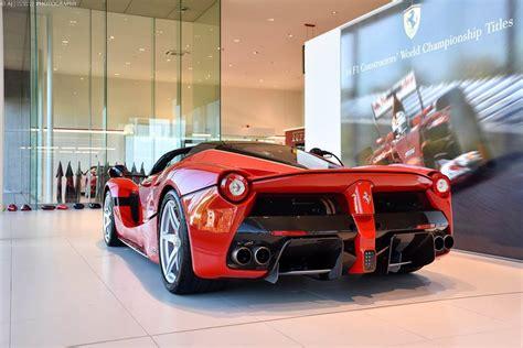 Ferrari Laferrari Preis by Ferrari Laferrari Aperta Specs Price Photos Review