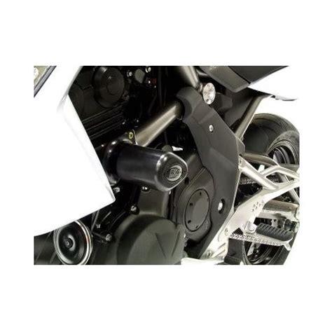 Frame Slider Kawasaki Z250 r g racing aero frame sliders kawasaki er6n 2009 2011 revzilla