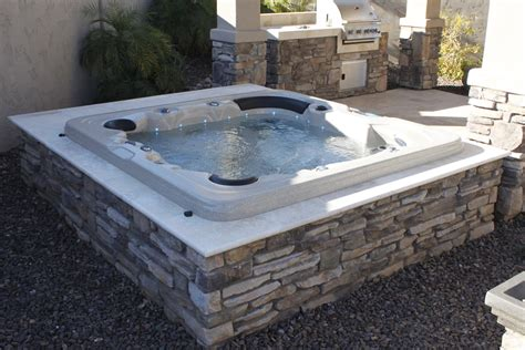 in ground hot tub design quotes