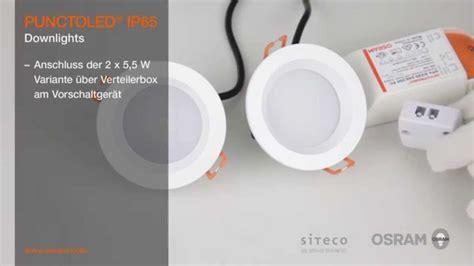 Lu Led Osram 2014 osram led leuchten essentials punctoled ip65