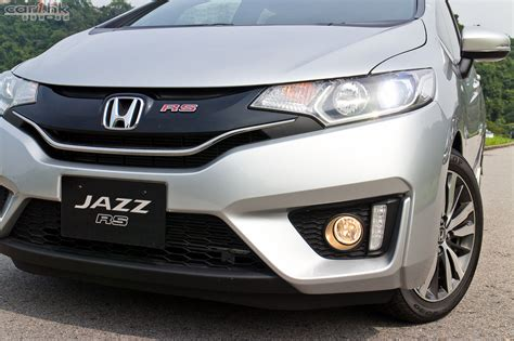 Honda Jazz At 2014 Rs honda jazz rs 2014 review 29 香港第一車網 car1 hk