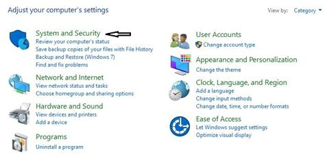 section security how to create restore point in windows 10 skyline geek