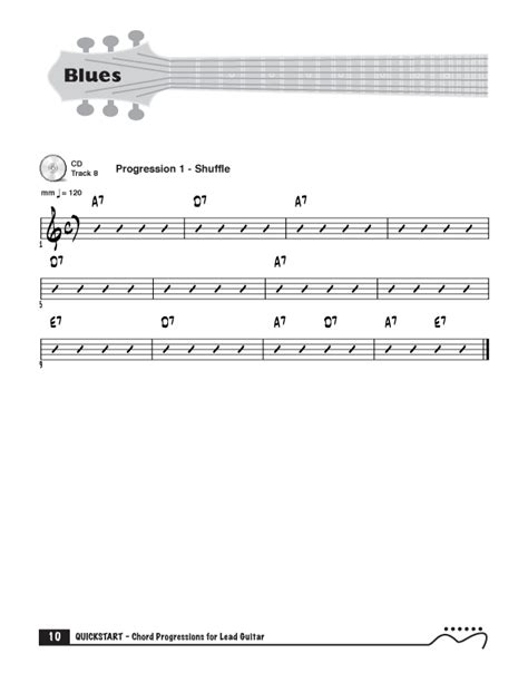 Enchanting Ukulele Blues Chord Progressions Ideas Beginner Guitar