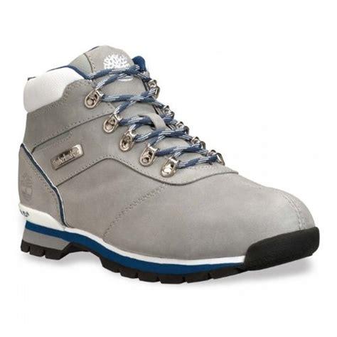 mens boots size 13 timberland timberland splitrock 2 nubuck grey osf 6600r